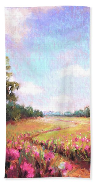 A Spring To Remember Bath Towel