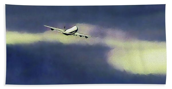 Air Force One - First Flight Hand Towel