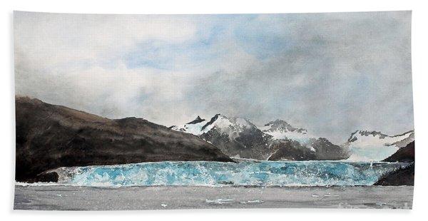 Alaska Ice Hand Towel
