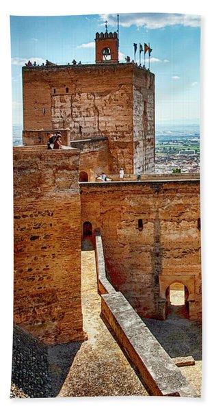 Alhambra Tower Bath Towel