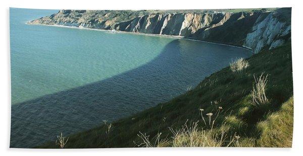 Alum Bay, Isle Of Wight Hand Towel