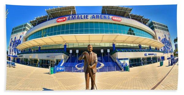 Amalie Arena Hand Towel