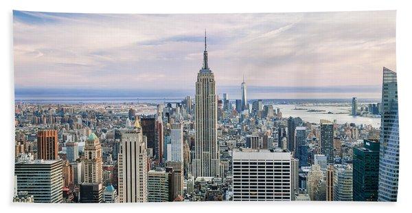 Amazing Manhattan Hand Towel