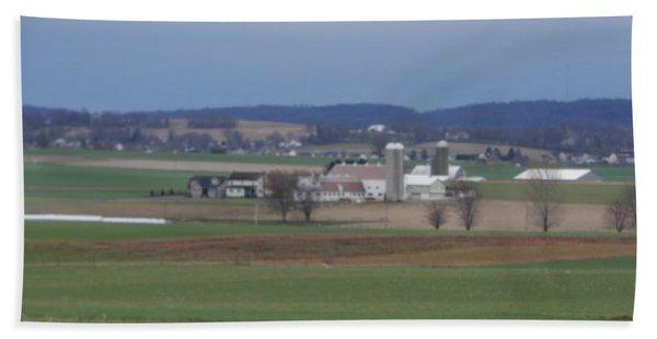 Amish Homestead 3 Hand Towel