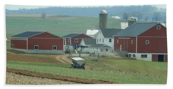 Amish Homestead 6 Hand Towel
