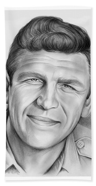 Andy Griffith Hand Towel