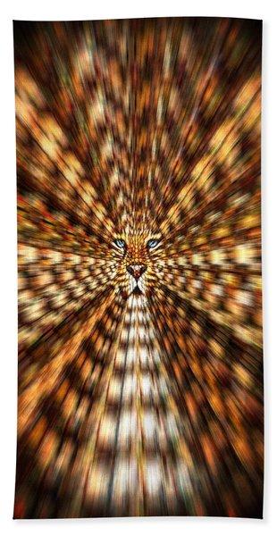 Animal Magnetism Hand Towel