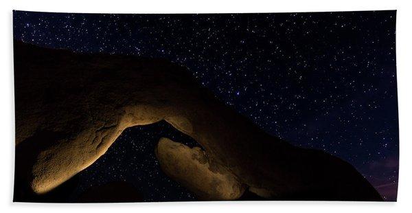 Arch Rock Bath Towel