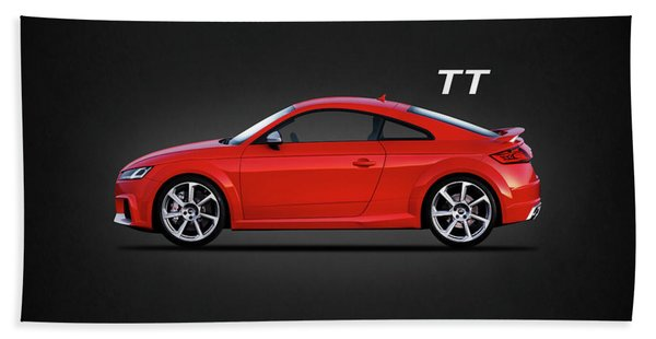 The Tt Coupe Hand Towel