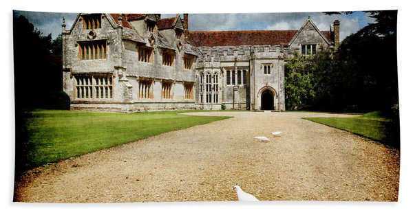 Athelhamptom Manor House Hand Towel