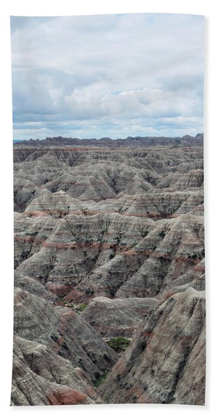 Badlands National Park Hand Towel