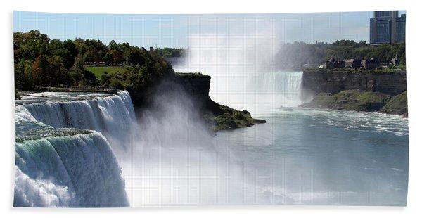 Beautiful Niagara Falls Hand Towel