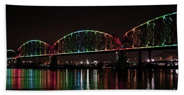 Big Four Bridge 2215 Hand Towel