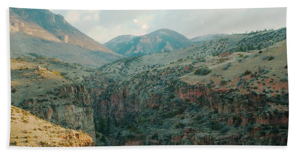 Bighorn National Forest Hand Towel