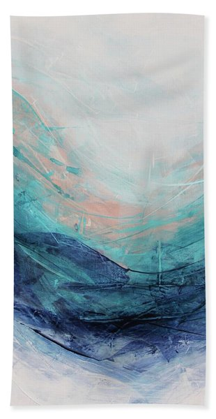 Blushing Sky Bath Towel