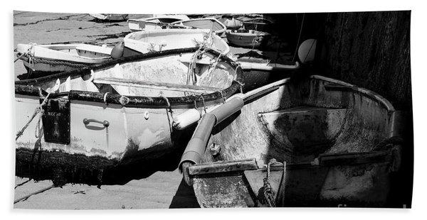 Boats Bath Towel