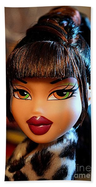 Bratz Funk Out Jade Bath Towel