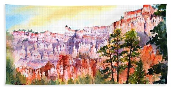 Bryce Canyon #3 Hand Towel