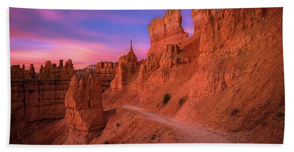 Bryce Trails Hand Towel