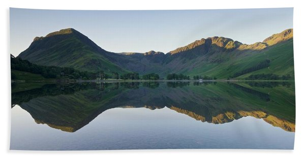 Buttermere Reflections Hand Towel