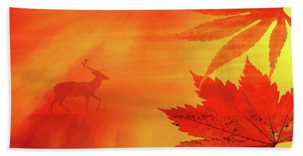 Canada 150 Bath Towel