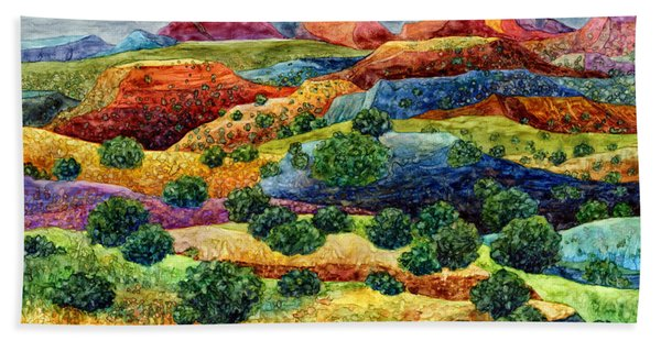 Canyon Impressions Hand Towel