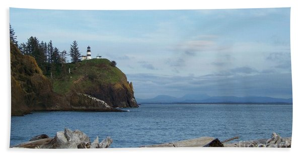 Cape Disappointment Hand Towel