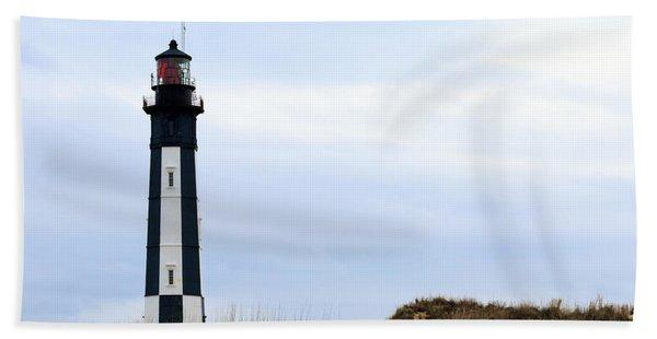 Cape Henry Lighthouse Hand Towel