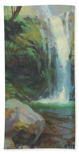 Cascadia Bath Towel