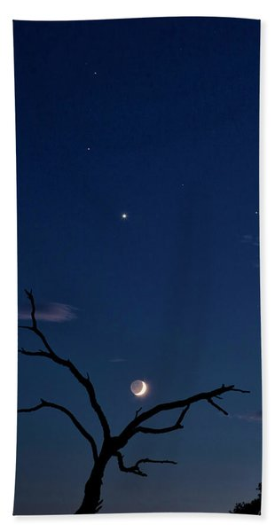 Celestial Alignment Bath Towel