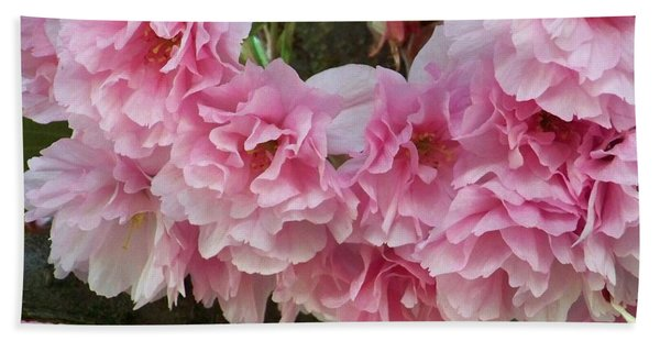 Cherry Blossoms 2 Hand Towel