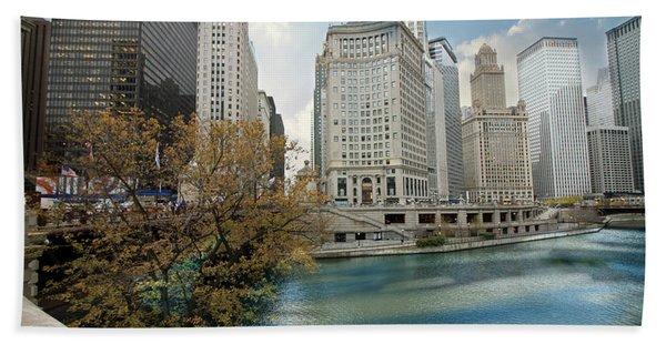 Chicago Hand Towel