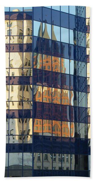 City Reflections 1 Hand Towel