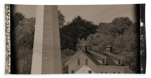 Coastal Lighthouse 2 Bath Towel