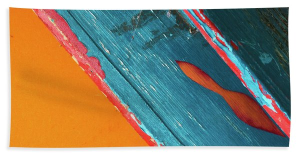 Color Abstraction Lxii Sq Hand Towel