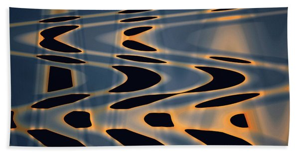 Color Abstraction Xxiv  Hand Towel