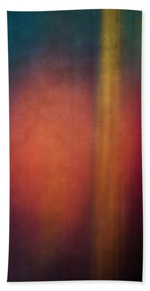 Color Abstraction Xxvii Hand Towel