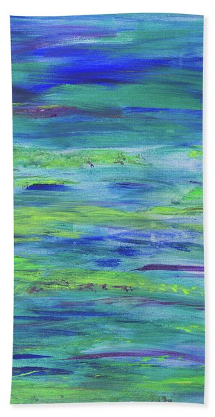 Colors Of Summer Bath Towel