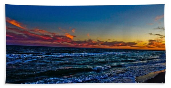 Outer Banks Obx Bath Towel