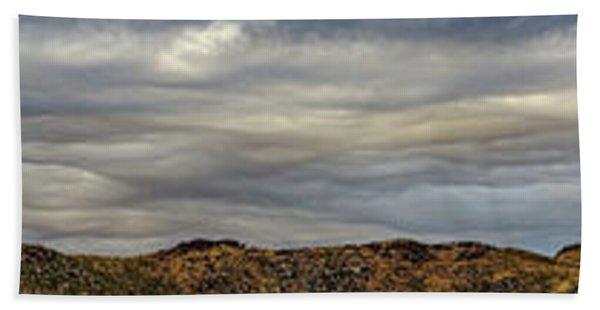Copycat Clouds Hand Towel