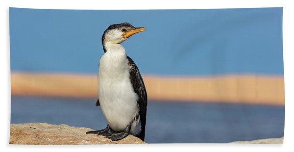 Cormorant Hand Towel
