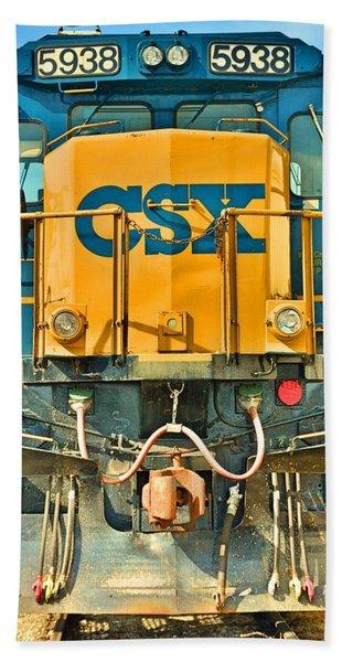 Csx 5938 Hand Towel