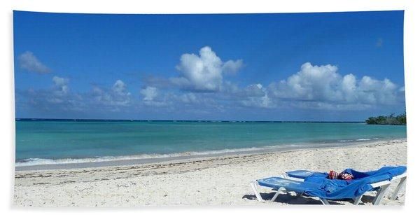 Cuba Beach Bath Towel