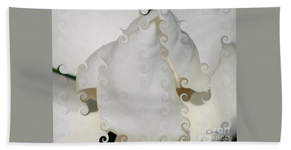 Culicue Magnolia Macro Bath Towel