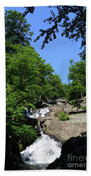 Cunningham Falls State Park Maryland Hand Towel