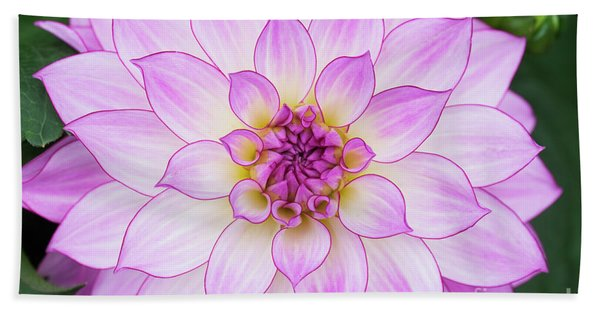 Dahlia Oriental Dream Bath Towel