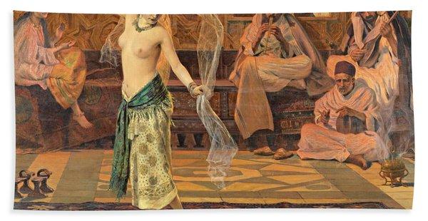 Dance Of The Seven Veils Bath Towel