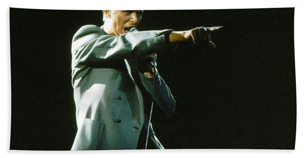 David Bowie The Point Hand Towel