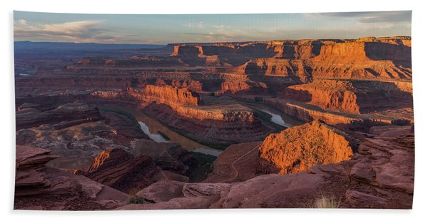 Dead Horse Point Sunrise Hand Towel