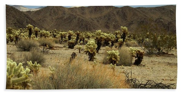 Desert Beauty Hand Towel